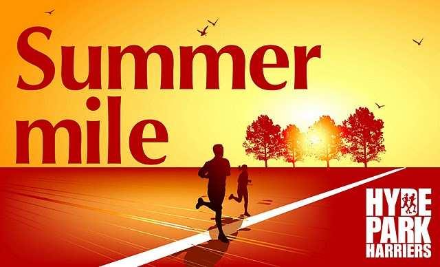 HPH Summer Mile flyer