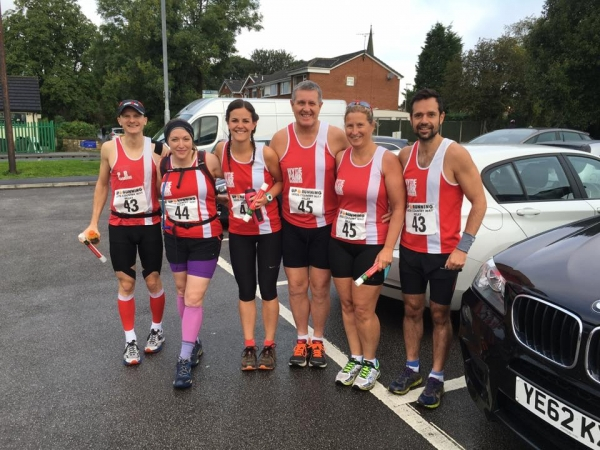 LCW – Hyde Park Harriers 2016