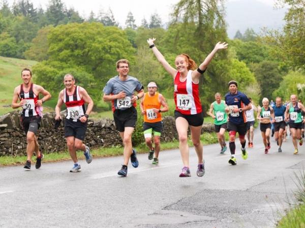 Windermere Marathon – Amy Young