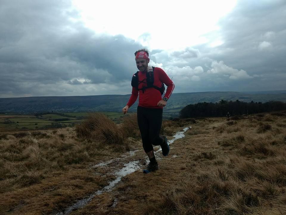 Running 496 miles in March for dementia – Matt Armstrong