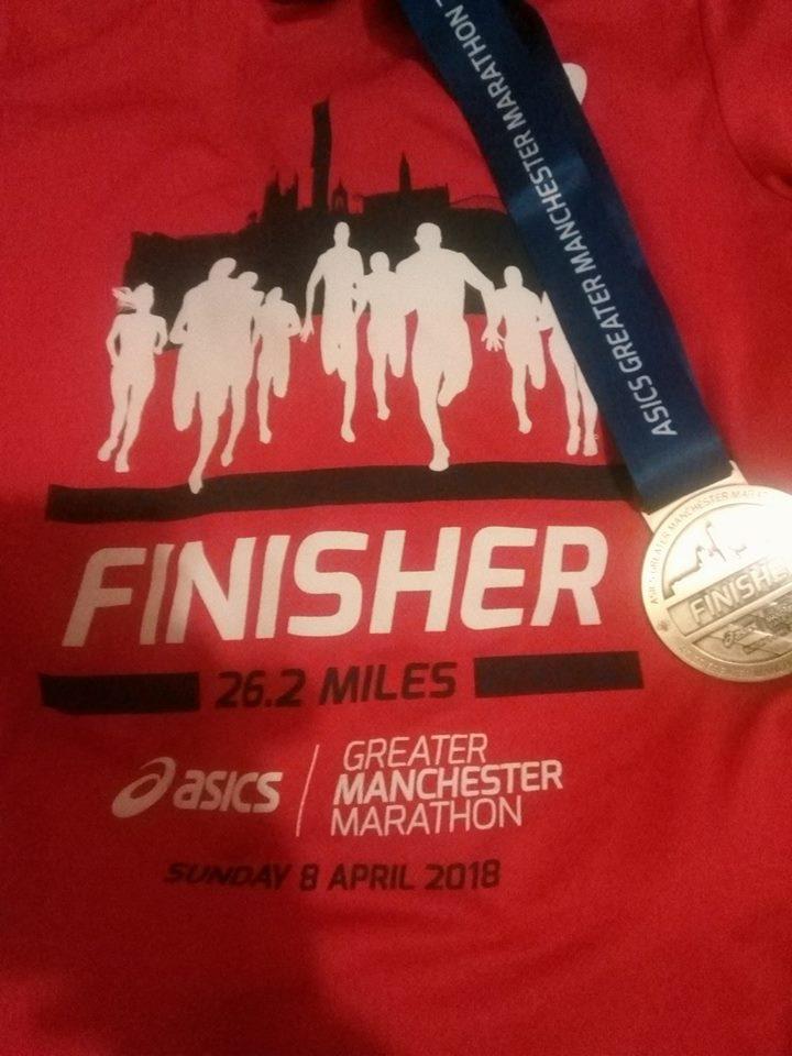Manchester Marathon 2018: How I shaved 42 mins off my marathon PB