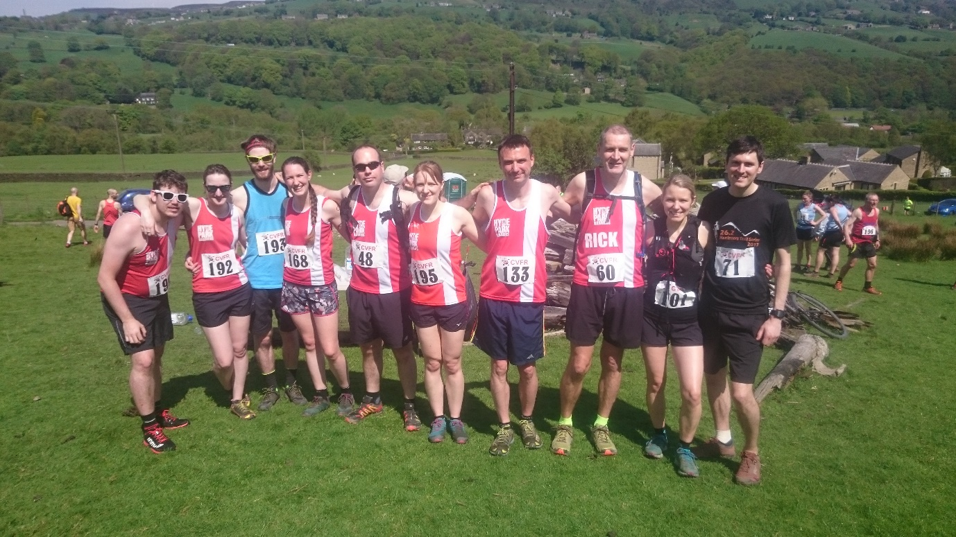 Coiners Fell Race 7 May 2018 – Paul Dickens