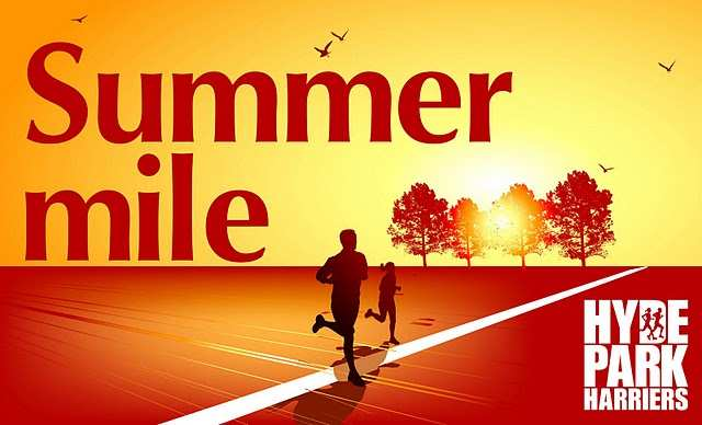 summer mile poster