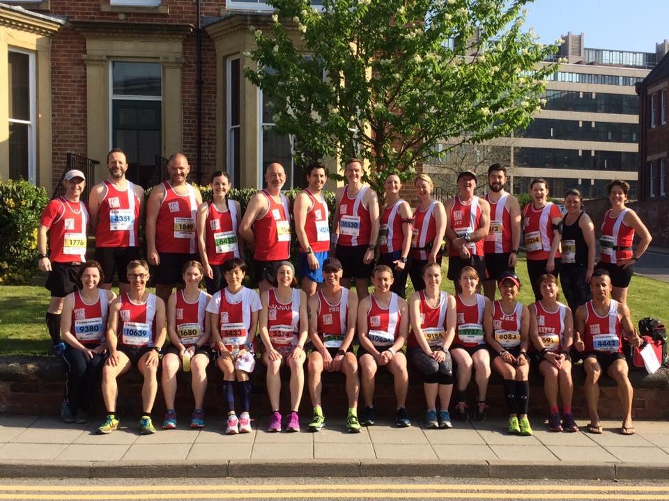Leeds Half Marathon 2016