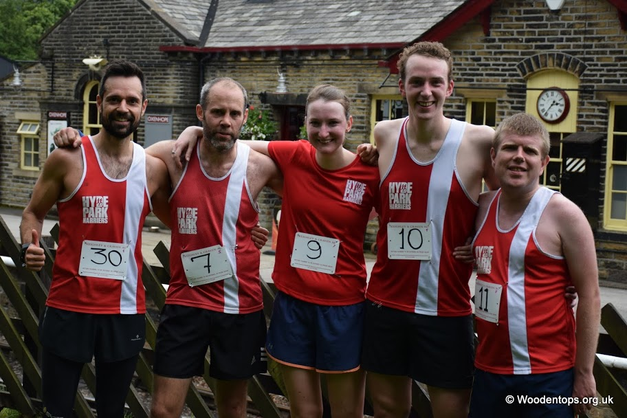 BAILDON CARNIVAL AND OXENHOPE FETE – FELL CHAMPIONSHIP RACES 2&3