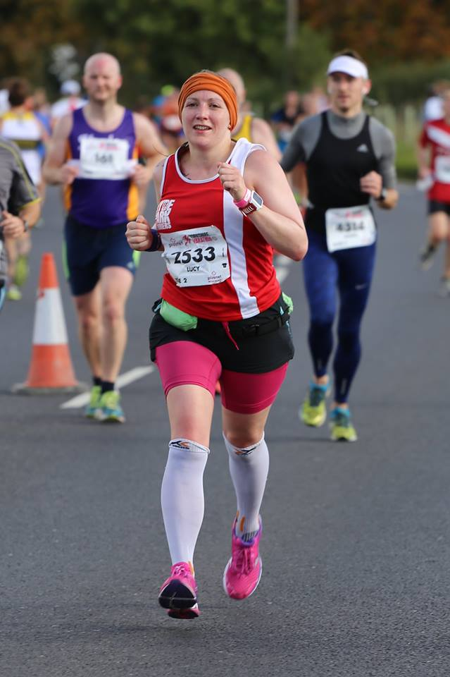 """What a difference 5 years makes….and how """"not"""" to train for a marathon…"""