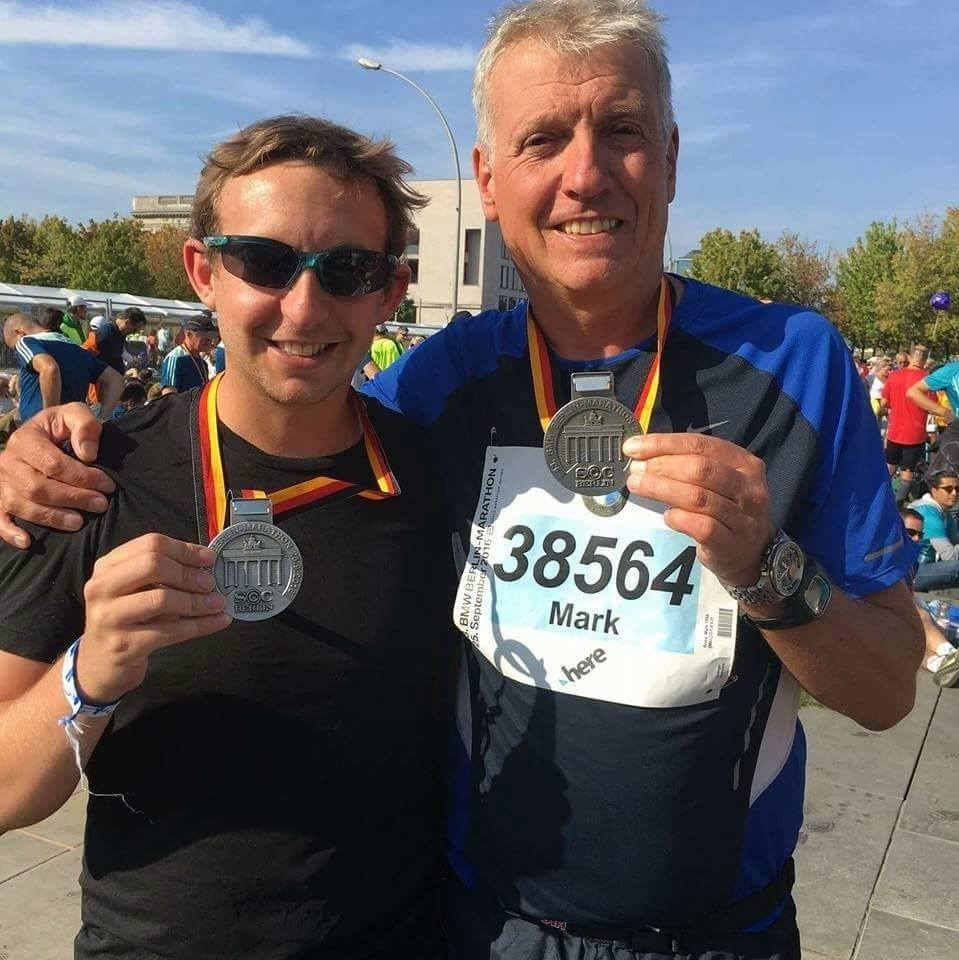 Berlin Marathon 2016 – Jack Rose