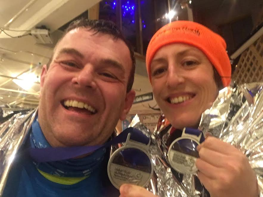 Polar Night Half Marathon – Hannah Marshall