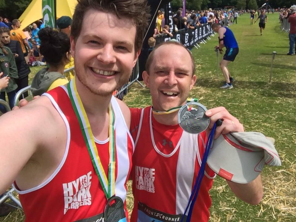 Round Sheffield Run: 2017 – Curtis Parker-Milnes