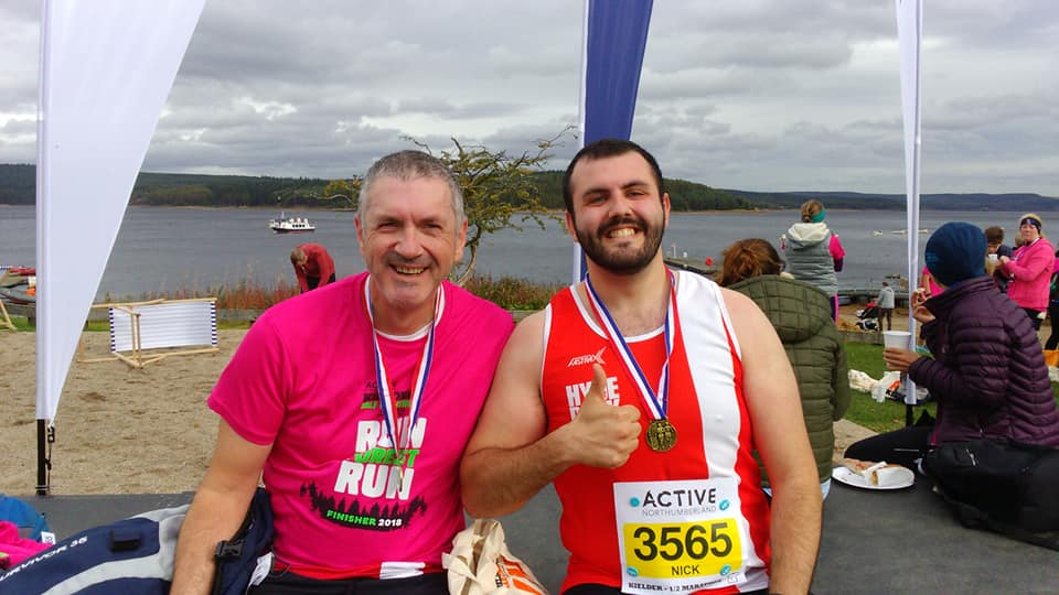 Kielder Half – Steve Brown