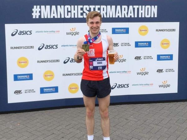 RACE REPORT: Manchester Marathon 2019 – Phil Goose