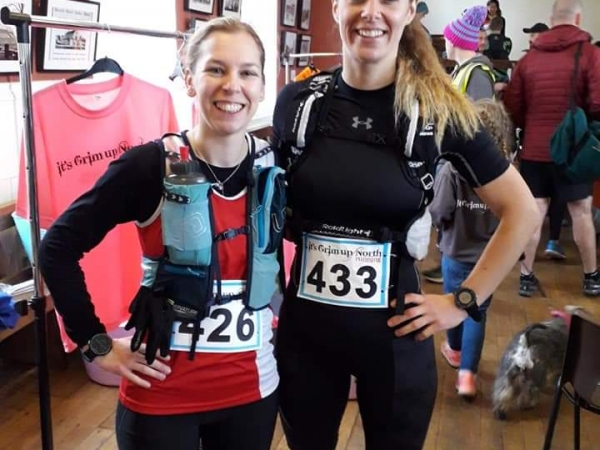 Wuthering Heights Trail Marathon