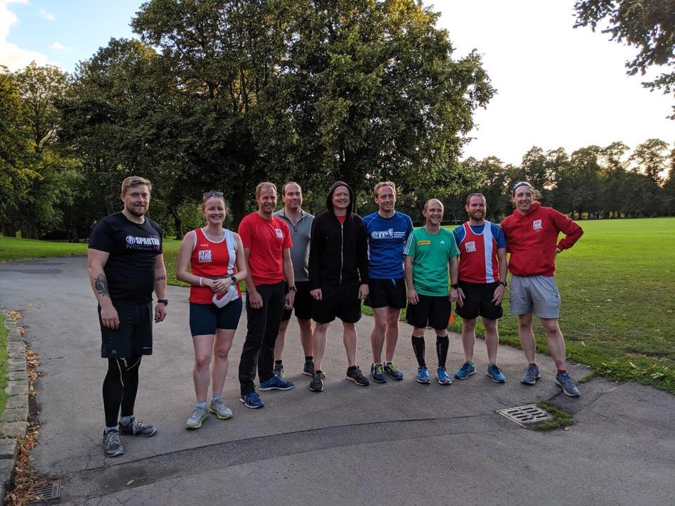 HPH take on the Leeds parkruns… Again!